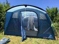 Outwell 6 Berth Tent & Camping Equipment