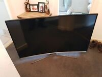 Samsung LED TV Curve 55inch