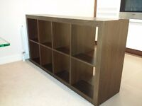 IKEA Sideboard - shelving unit with 4 inserts