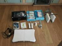 Wii fit set