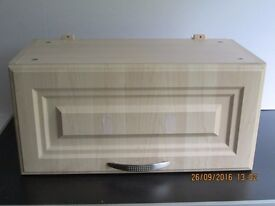 Maple Kitchen Cupboard with lift up flap