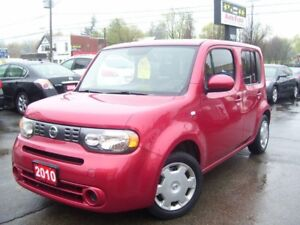 2010 Nissan Cube 1.8 S,6 Speed,Tinted,Bluetooth