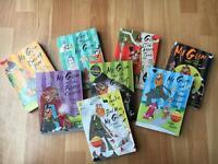 Great stocking stuffer - Mr. Gum books