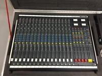 SOUNDCRAFT 200B MIXER , great sounding desk