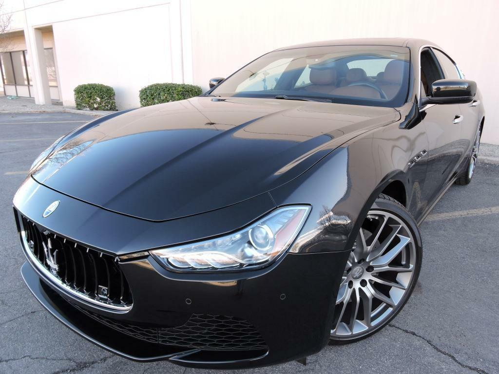 2014 Maserati Ghibli, AWD, 1-Owner, Factory Warranty, $18k Options, SUPER CLEAN!