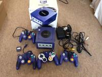 Nintendo GameCube and games