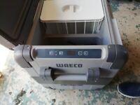 Waeco fridge, freezer 12v, 240v