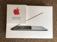 """Macbook Pro 13"""" 2016 touch bar with original Apple receipt and warranty until December 2019"""