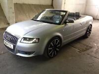 Audi A4 Cabriolet 2004 1.8 petrol (GREAT CONDITION)