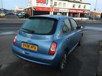 Nissan Micra 1.2 Tekna *** ONLY 66,000 MILES ***