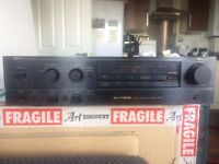 Stasis Sr-3 Stereo Receiver with Phono Input
