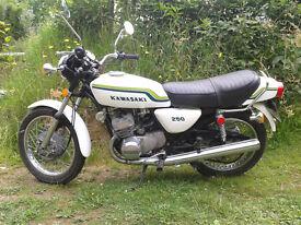 KAWASAKI S1 250