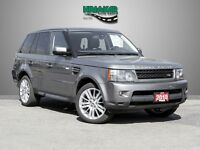 2010 Land Rover Range Rover Sport HSE - Low KM - Excellent Condi