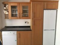 kitchen cupboards being replaced August, old units available by mid August