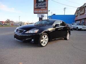 2011 Lexus IS 250 AWD.76000.KM.EXELL.COND.FINANCEMENT