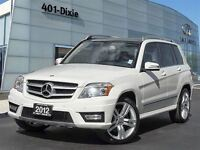 2012 Mercedes-Benz GLK350 NAVIGATION! PANORAMIC ROOF!