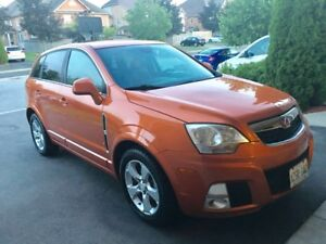 2008 SATURN VUE  Red line addition AWD