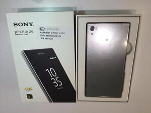 Brand New unlocked Sony Xperia Z5 Premium 32GB Dual SIM Chrome