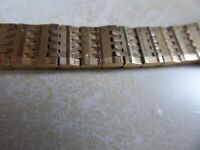 lovely old vintage collectible gold Watch 17 jewels Incabloc Swiss Made Arnex 3120 / 1507