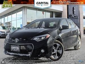 2015 Toyota Corolla **Heated Seats-Bluetooth**