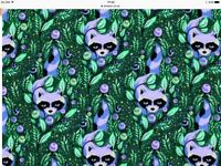 I am looking to purchase a minimum of 0.5 metres of Tula Pink raccoon fabric.