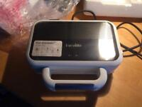 New Breville High Gloss Deep fill 2 slice sandwich toaster (model VST074)