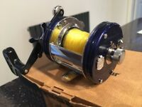 Sea Fishing Reel Collection