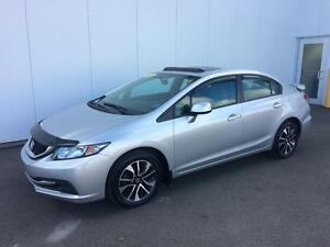 "2013 Honda Civic Sdn""Ext-Warranty"" EX"