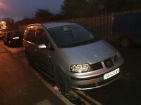 7 seats diesel Seat Alhambra in good condition px welcome