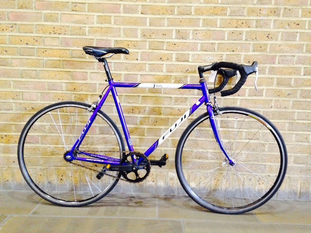 Fuji Classic Track Bike Steel Road Bike In London Bridge London