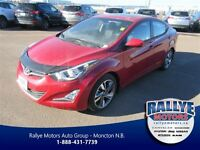 2016 Hyundai Elantra GLS, Sunroof, Backup Camera $116 b'w