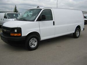 2017 Chevrolet Express 2500 1WT 155 WB Extended Cargo