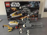 LEGO Star Wars Y-Wing Starfighter (75172).