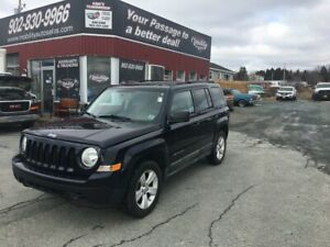 2011 Jeep Patriot 4X4 Sport