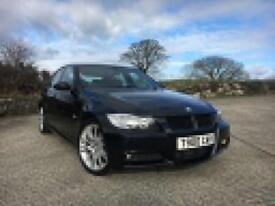 2007 BMW 320D M Sport 177 Bhp 6 Speed. Finance Available