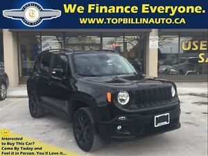 2016 Jeep Renegade Latitude 4X4 Dawn of Justice Special Edition