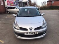 Renault Clio 1.4 16v Dynamique 3dr LONG MOT, DRIVES PERFECT