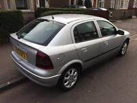 Vauxhall Astra only 43000 miles 1 years mot