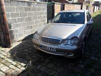 Mercedes C270 CDI Elegance Auto