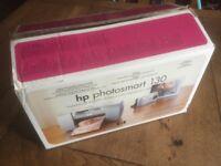HP Photosmart 130 printer colour ink jet printer. photos printing