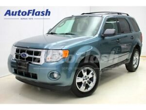 2012 Ford Escape XLT/Limited V6 4X4 * Cuir/Leather *