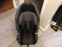 Pampero Child Car Seat.