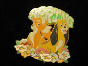 Disney Fox Hound Pin