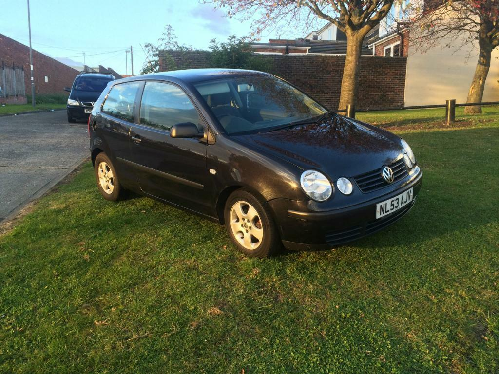 2003 vw polo 1 2 petrol 3 doors with long test in sunderland tyne and wear gumtree. Black Bedroom Furniture Sets. Home Design Ideas