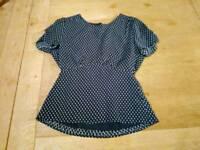 Size 6 women's blouses