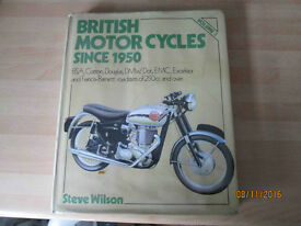 British Motorcycles since 1950 - Volume 2.