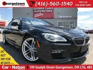 2016 BMW 6 Series Grand Coupe xDrive | NAVI | CAM |M PKG|PANO RO