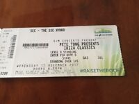 Pete Tong concert tickets Glasgow (2off)