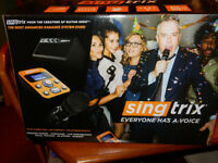 SingTrix Karaoke System