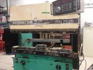 Press Brakes Promecam 4'